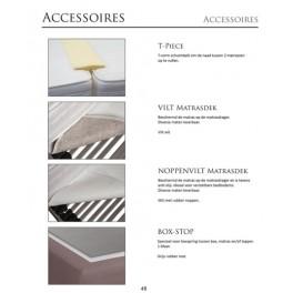Box-Stop / Accessoires